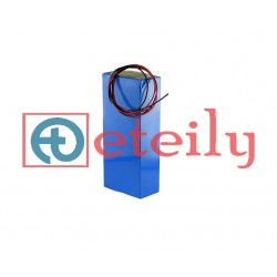 12.8V 54Ah LiFePO4 Battery Pack