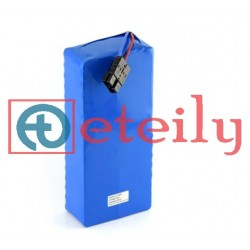 48V 10Ah/20Ah Lithium Ion E-motor Battery Pack for 1000W Electric Bike/Electric Vehicle