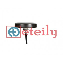 4G MIMO Screwable Puck Antenna with RG174 Cable | N Male Straight Connector ETEILY