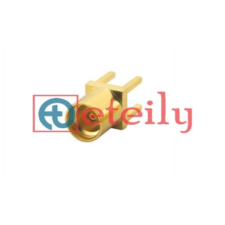 MMCX Female Straight PCB Mount Connector ETEILY