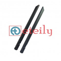915MHz 8dBi Rubber Duck Paddle Antenna with SMA (M) Connector (Movable Body) - ETEILY TECHNOLOGIES
