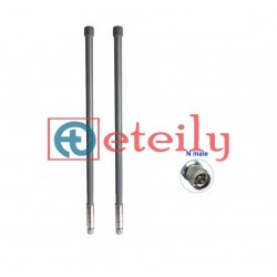 2.4~5.8GHz Fiberglass Antenna with N (M) St. Connector