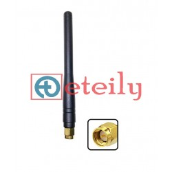 433MHz 5dBi Rubber Duck Antenna with SMA Male Straight Connector