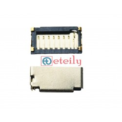Micro SD Card Connector Push-Pull Type - ETEILY TECHNOLOGIES