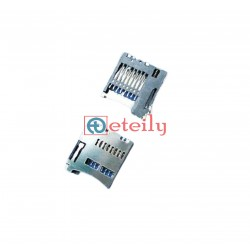 SD Card Connector Push Type 1.85H - ETEILY TECHNOLOGIES