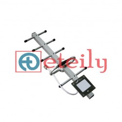2.4GHz 15dBi Yagi Antenna with RG58 Cable | RP SMA (M) Connector - ETEILY TECHNOLOGIES