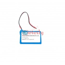 3.7V 1800mAh Lithium Ion Prismatic Battery Pack with 2 Pin Connector - ETEILY TECHNOLOGIES