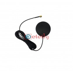 LTE 5dBi Magnetic Antenna 80MM with RG174 Cable   SMA (M) St. Connector - ETEILY TECHNOLOGIES