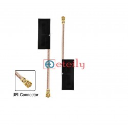 4G 5dBi PCB Flexible Antenna with RG 178 Cable | U.FL Connector ETEILY