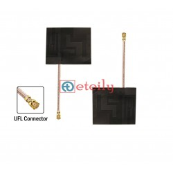 GSM/3G/4G Wideband 8dBi PCB Flexible Antenna with RG178 Cable | U.FL Connector