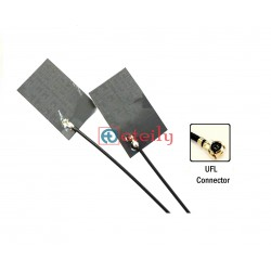 433MHz High Gain PCB Flexible Antenna with 1.13mm Cable | UFL Connector