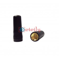 GSM 2dBi Stub Antenna with SMA Male St. Connector