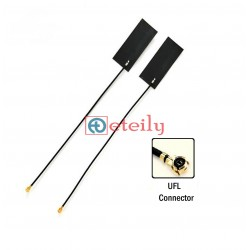 3G 5dBi Internal PCB Flexible Antenna with 1.13mm Coaxial Cable | UFL Connector