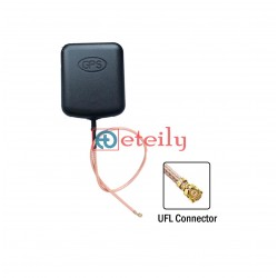GPS Magnetic Antenna with RG178 Cable | UFL Connector