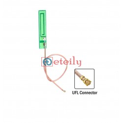 868MHz LoRa 3dBi PCB Antenna with RG178 Cable | Open End - ETEILY TECHNOLOGIES