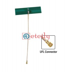 GSM 2dBi Magnetic Antenna with RG 174 Cable | SMA Male Connector ETEILY