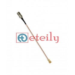 TNC (F) St. to UFL with RG178 Cable ETEILY TECHNOLOGIES