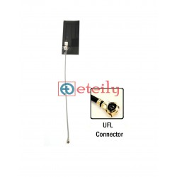 GSM 5dBi Flexible PCB Antenna with 1.13mm Cable | UFL Connector