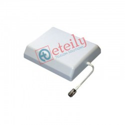 GSM 12dBi Indoor Patch Panel Antenna With N Female Connector ETEILY