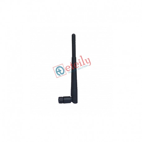 5.8 MHz 3dBi Rubber Duck Antenna with SMA Male Movable Connector ETEILY
