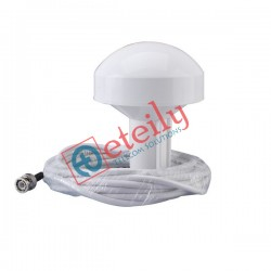 GPS Marine Antenna with RG58 Cable | TNC Male Connector