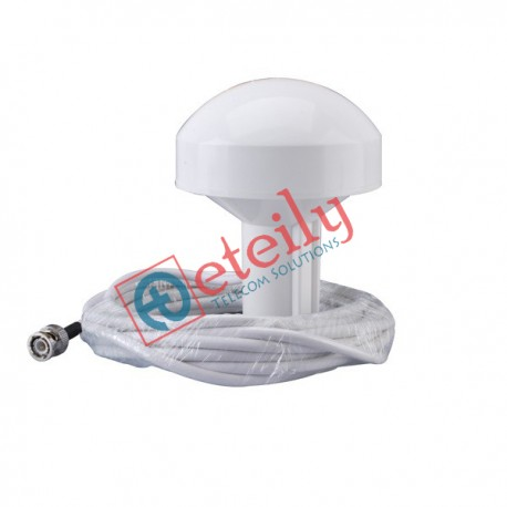 GPS MARINE ANTENNA WITH RG58 10MTR CABLE, TNC MALE ST CONNECTOR