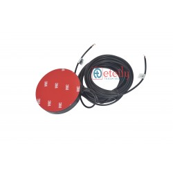 COMBO MAGNETIC ANTENNA STICKER TYPE WITH RG174 3MTR SMA MALE CONNECTOR