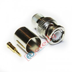 BNC (M) St. Connector for RG213 Cable
