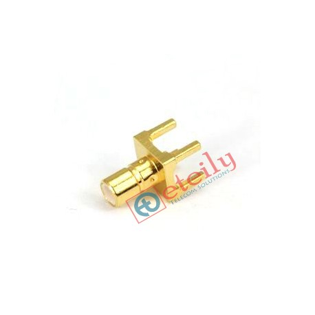 SMB (M) St PCB Mount Connector