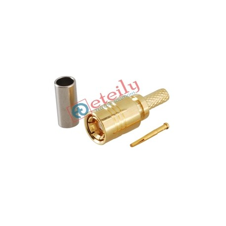 SMB (F) St. Connector for RG316 Cable - Eteily Technology