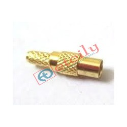 MCX (f) st. for RG316 Cable