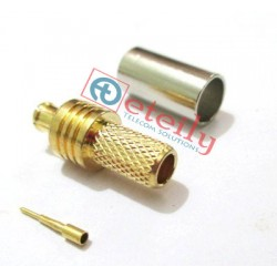 MCX (M) St. Connector for RG316 Cable