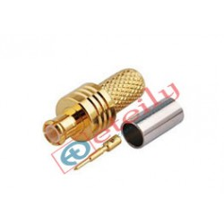 MCX (M) St. Connector for RG58 Cable