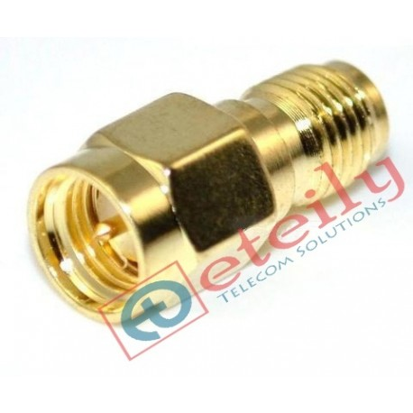 SMA Male To Female Adapter