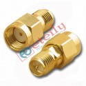 SMA(F) RP to SMA(M) RP Adapter