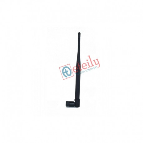 GSM 5DBI RUBBER DUCK ANTENNA SMA MALE MOVABLE ETEILY