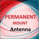 - Permanent Mount Antenna